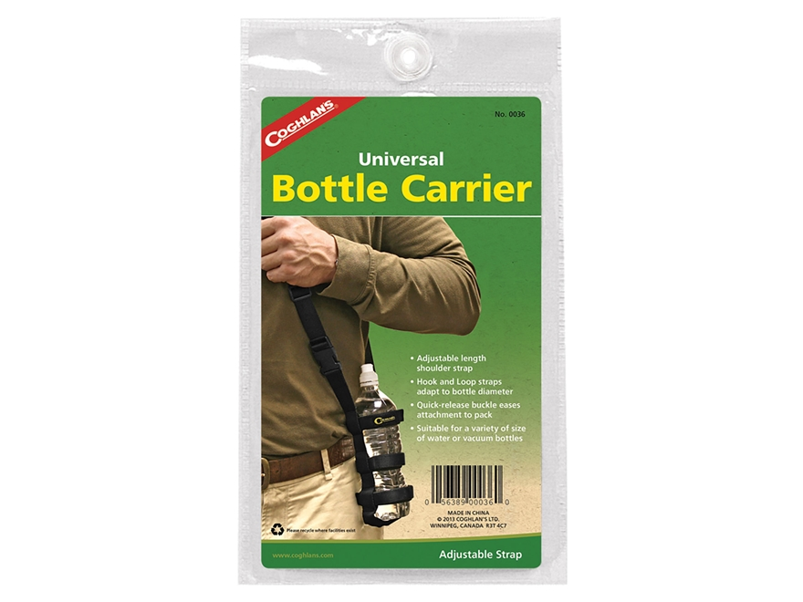 Coghlan's Universal Bottle Carrier Polypropylene