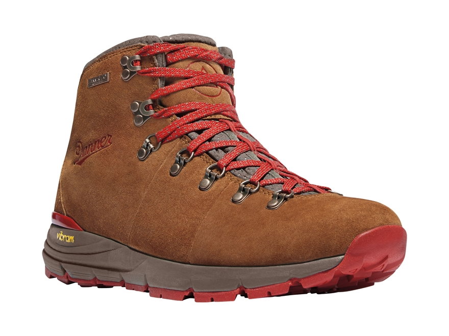 "Danner Mountain 600 4.5"" Waterproof Hiking Boots Leather Women's"