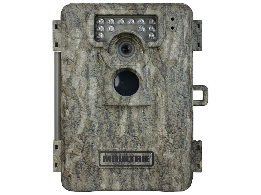 Moultrie A-8 Infrared Game Camera 8 MP Mossy Oak Bottomland Camo