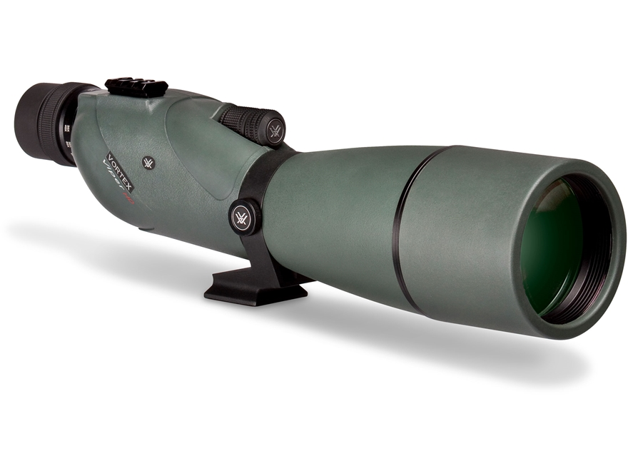 Vortex Optics Viper HD Spotting Scope 20-60x 80mm Armored Green