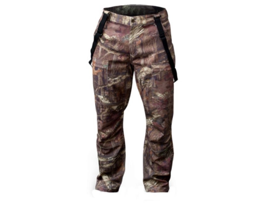 First Lite Men's Kanab Pants Merino Wool Mossy Oak Break-Up Infinity Camo XL 37-40