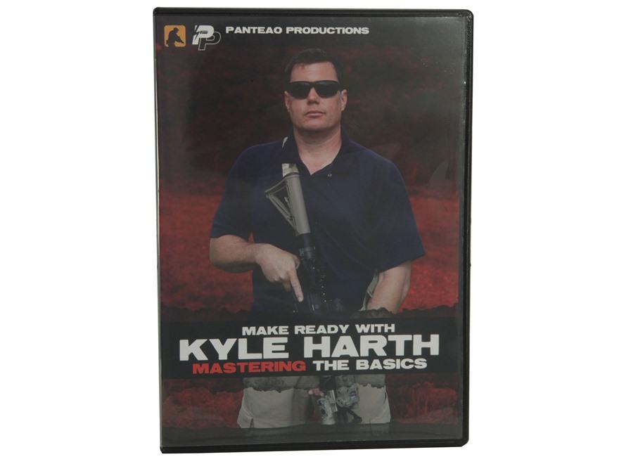 "Panteao ""Make Ready with Kyle Harth: Mastering the Basics"" DVD"