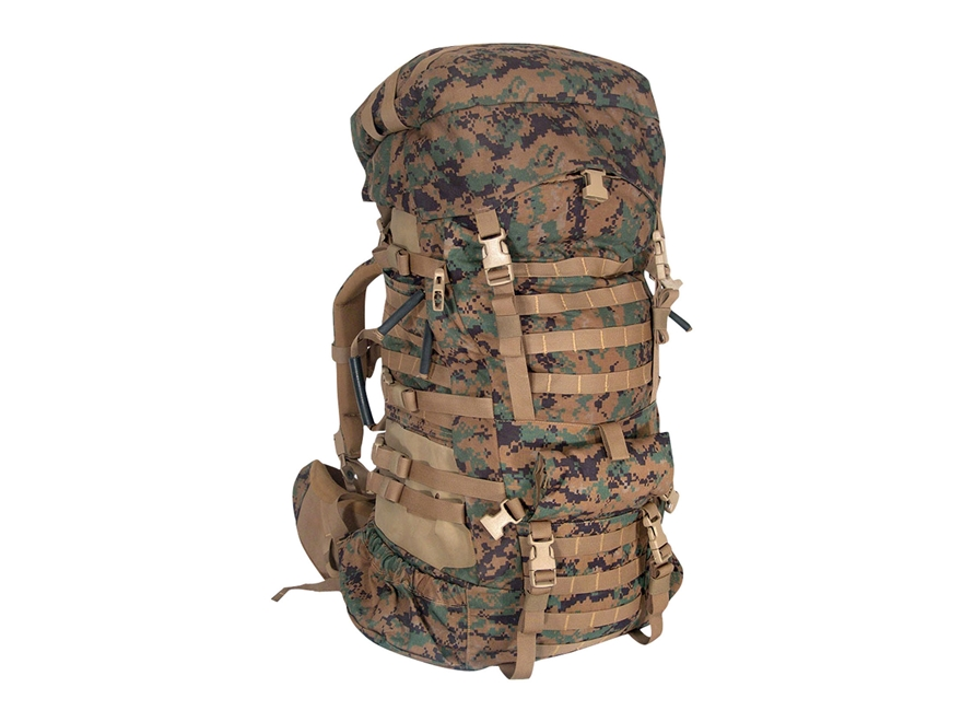 Military Surplus ILBE Rucksack Nylon Marpat