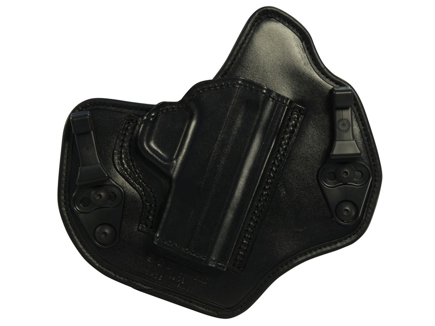 Bianchi Allusion Series 135 Suppression Tuckable Inside the Waistband Holster Smith & W...