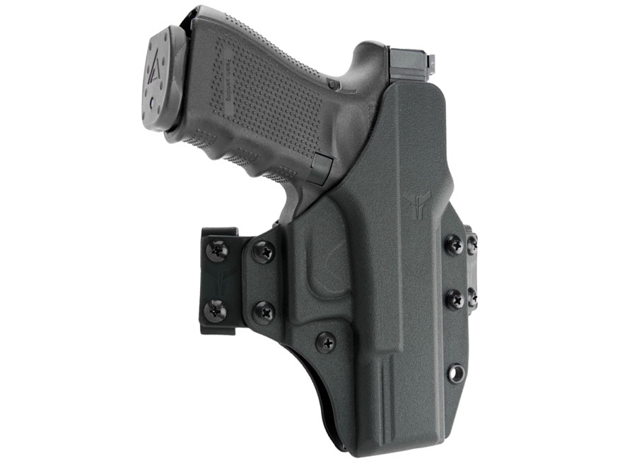 Blade-Tech Total Eclipse Inside/Outside the Waistband Holster Ambidextrous Glock 43 Kyd...