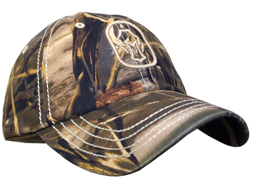 Hard Core Men's Stone Wall Cap Cotton Realtree Max-5