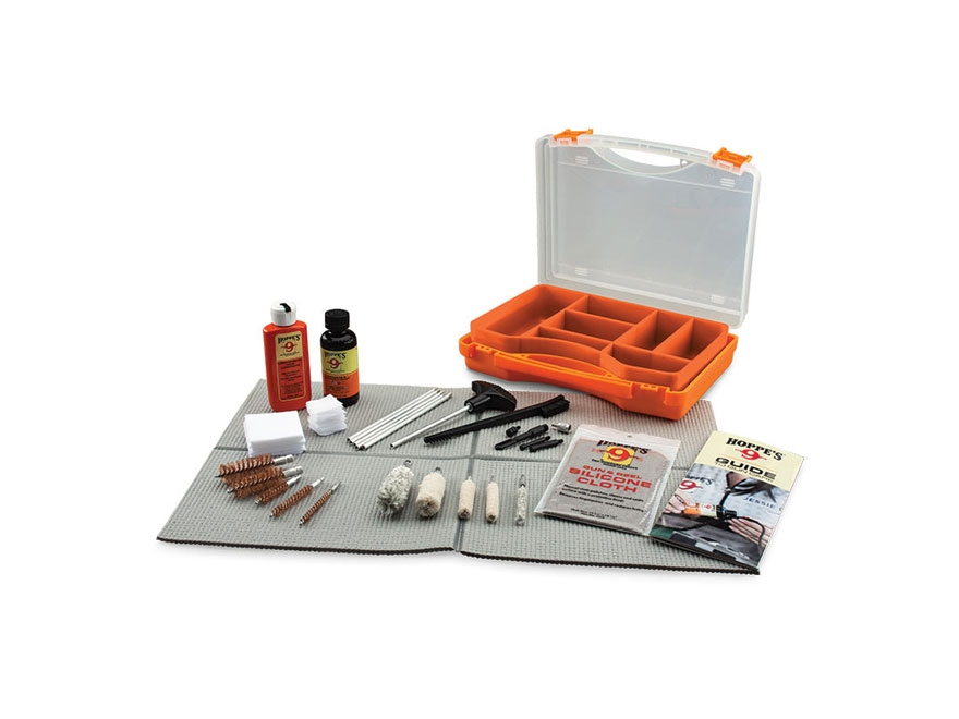 Hoppe's Gun Cleaning Essential Universal Kit