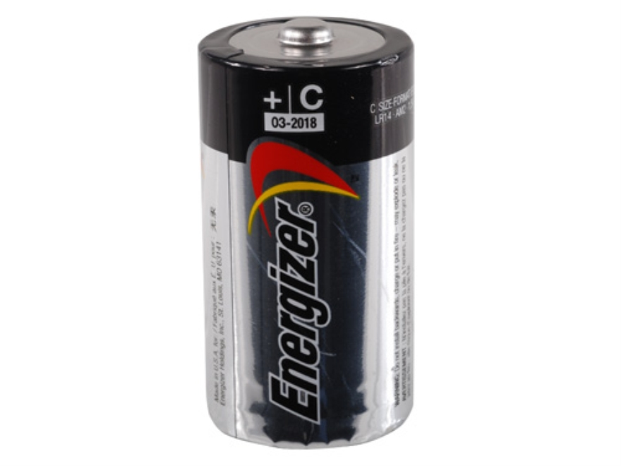 Energizer Battery C Max Alkaline Pack of 4