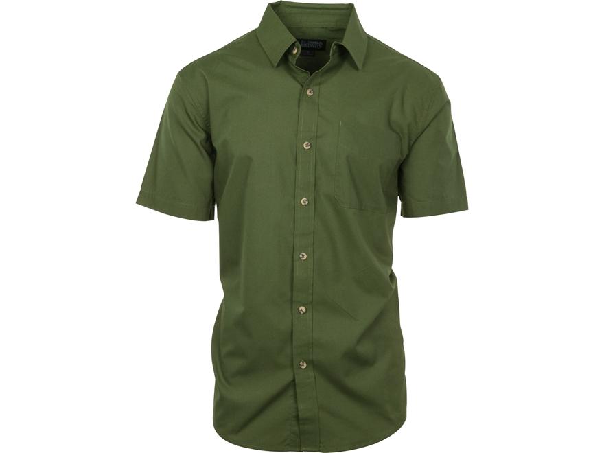 MidwayUSA Men's Short Sleeve Button-Up Shirt