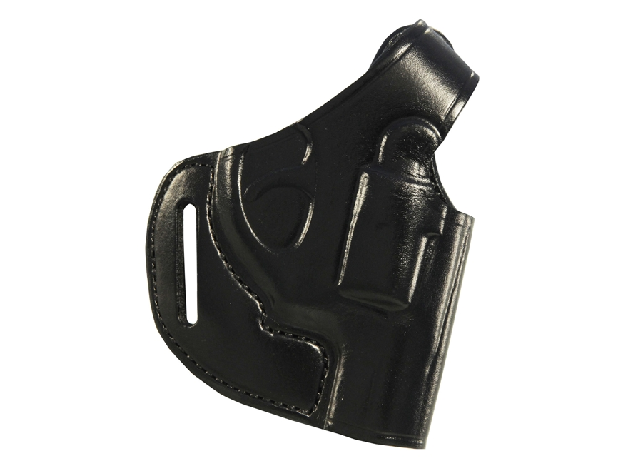 "Bianchi 75 Venom Belt Holster S&W J-Frame 2"" Barrel Leather"