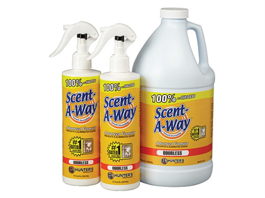 Hunter's Specialties Scent-A-Way Scent Elimination Value Pack