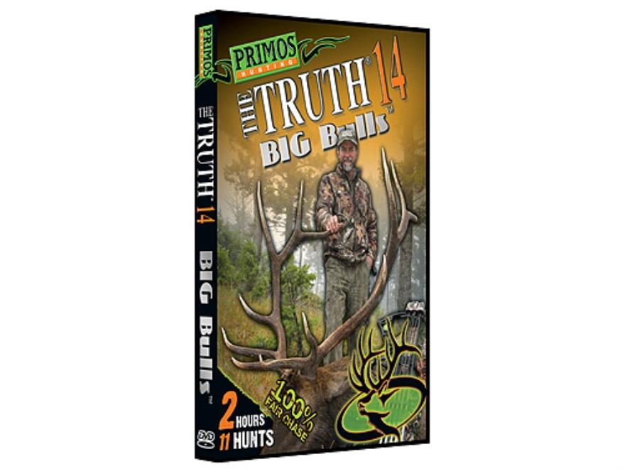 "Primos ""The Truth 14 Big Bulls"" DVD"
