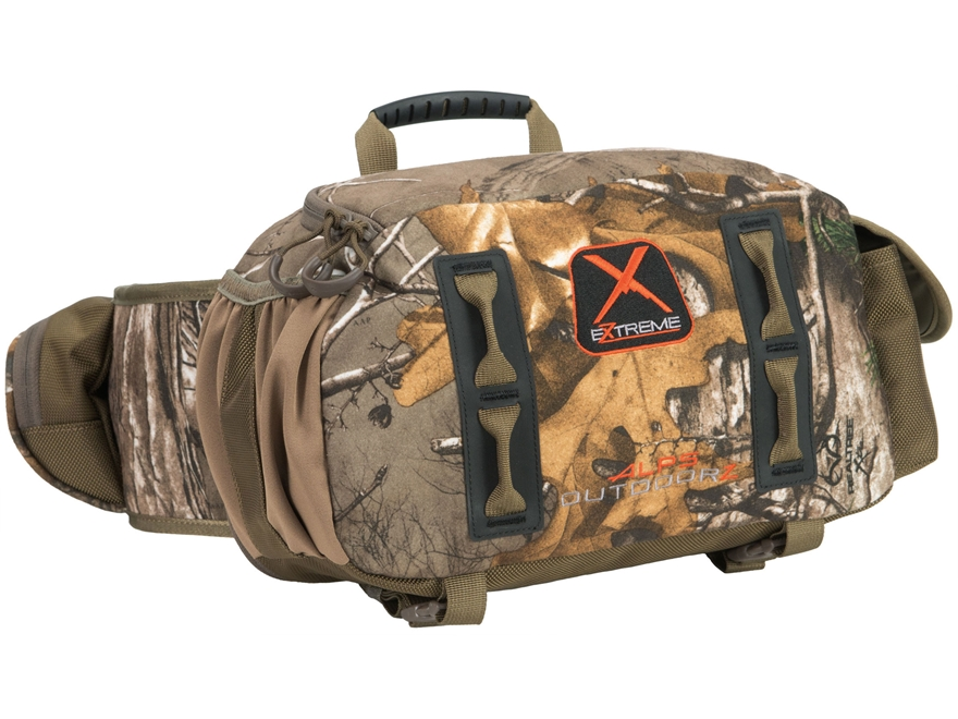 ALPS Outdoorz Covert X Fanny Pack Nylon Realtree XTRA Camo