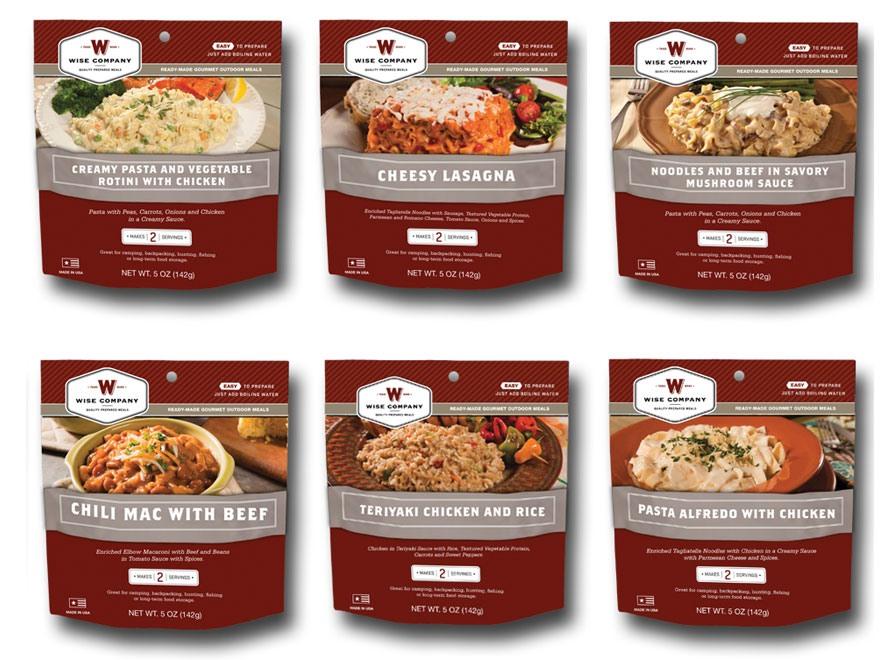 Hour Emergency Food Kit