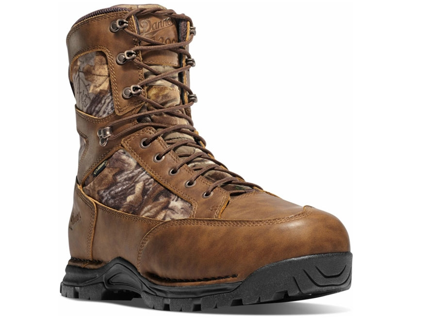 "Danner Pronghorn 8"" Waterproof 1200 Gram Insulated Hunting Boots Leather and Nylon Real..."