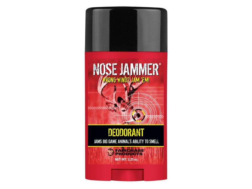 Nose Jammer  Anti-Perspirant Deodorant Stick 2-1/4 oz