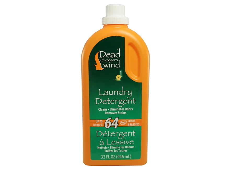 Dead Down Wind Scent Elimination Laundry Detergent Liquid 32 oz