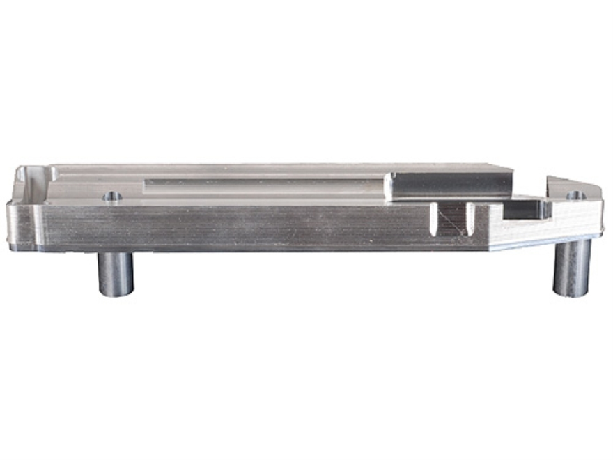 Whidden Gunworks Remington 700 Stock Bedding Block Short Action Single Shot Aluminum
