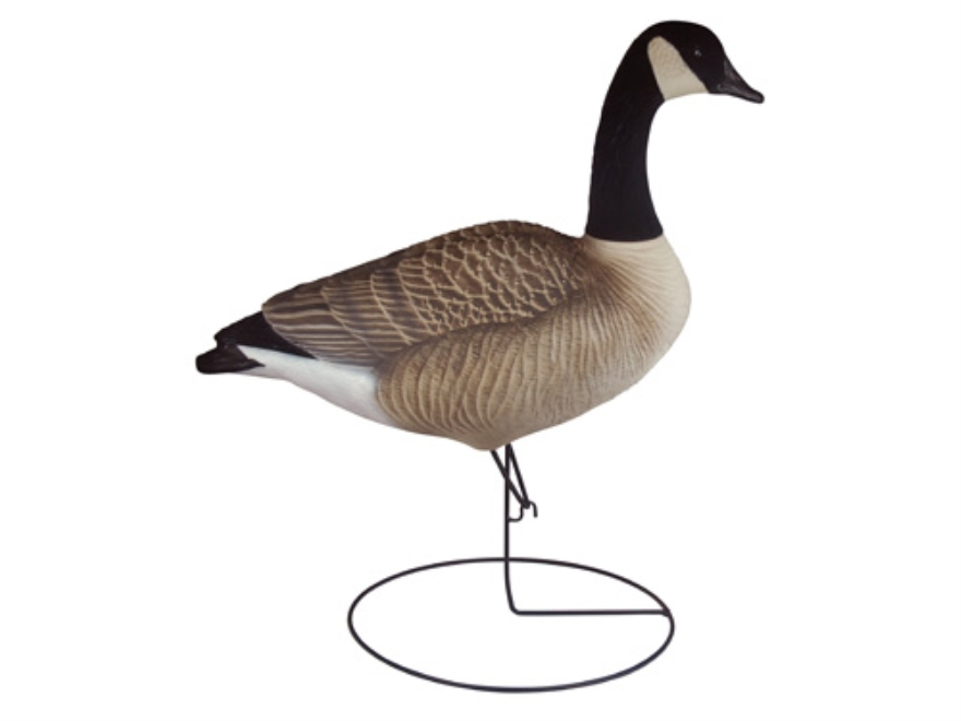 Tanglefree Pro Series Full Body Upright Lesser Goose Decoys Flocked Heads and Tails Pac...
