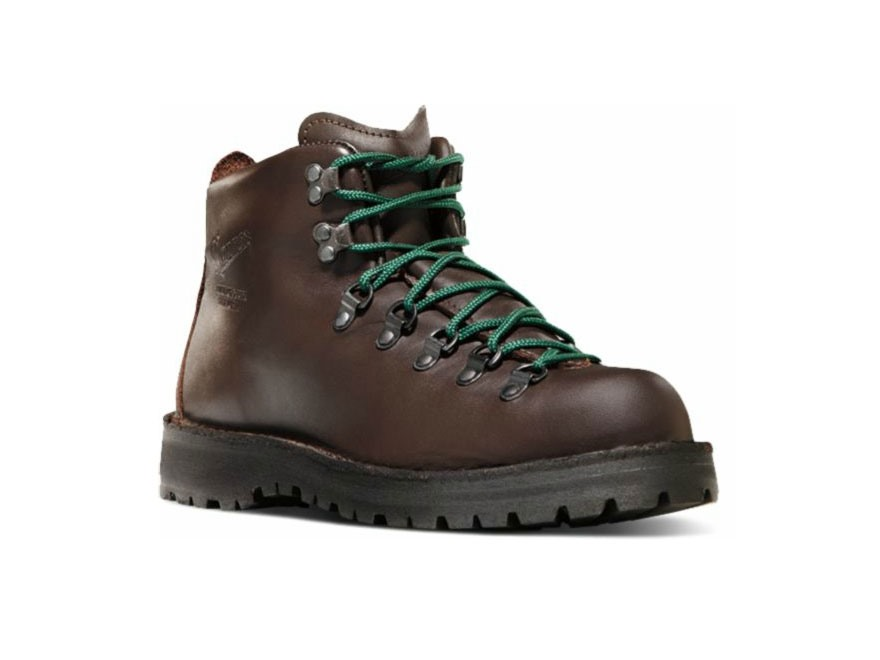 "Danner Mountain Light II 5"" Waterproof Hiking Boots Leather Men's"