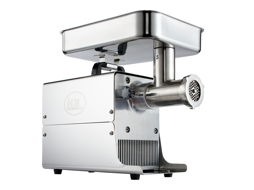 LEM #5 Big Bite Meat Grinder .25 HP Stainless Steel