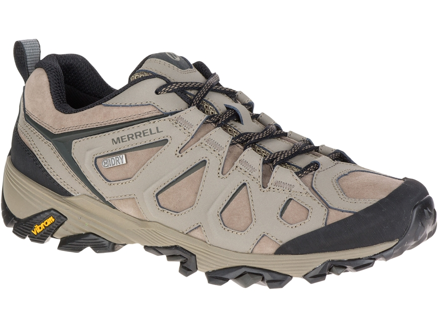 "Merrell Moab FST LTR 4"" Waterproof Hiking Shoes Leather"