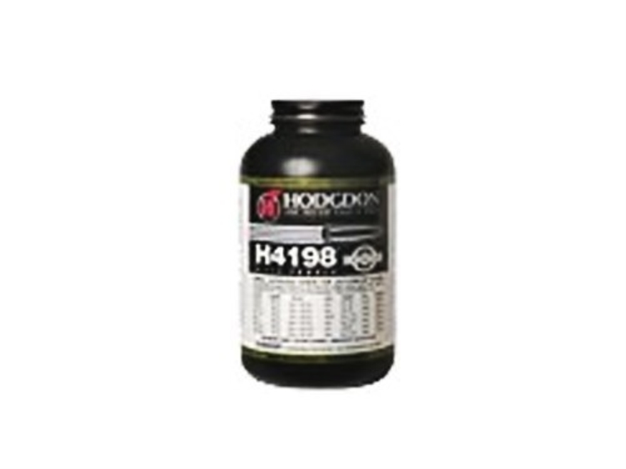 Hodgdon H4198 Smokeless Powder