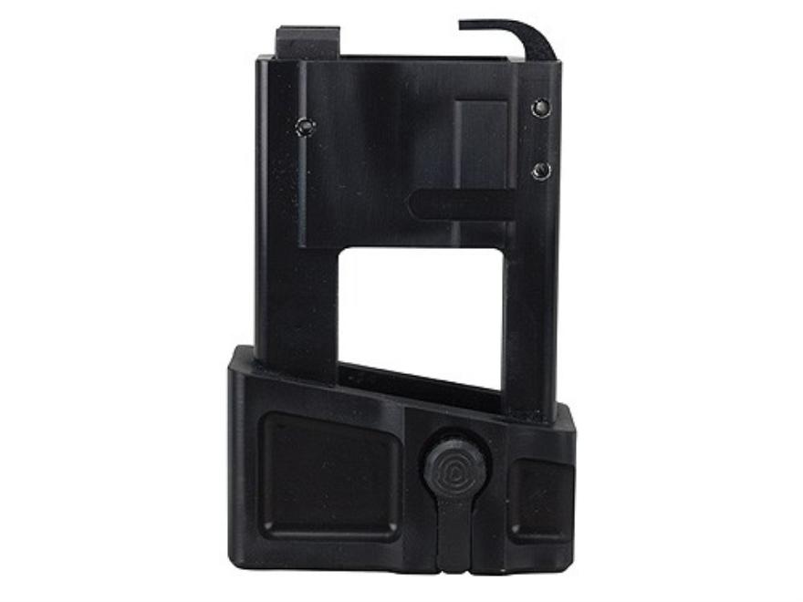 VM Hy Tech Uzi 9mm Magazine Block Adapter AR-15 Aluminum Matte