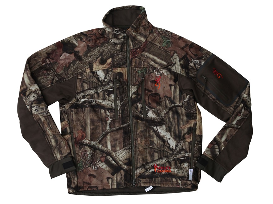 Browning Men S Hell S Canyon Jacket Polyester Mossy Mpn