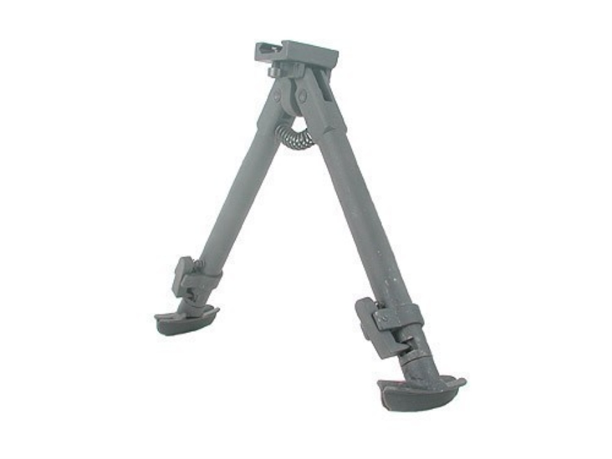"John Masen AR-15 Bipod Picatinny Rail Mount 7"" to 10"" Black"
