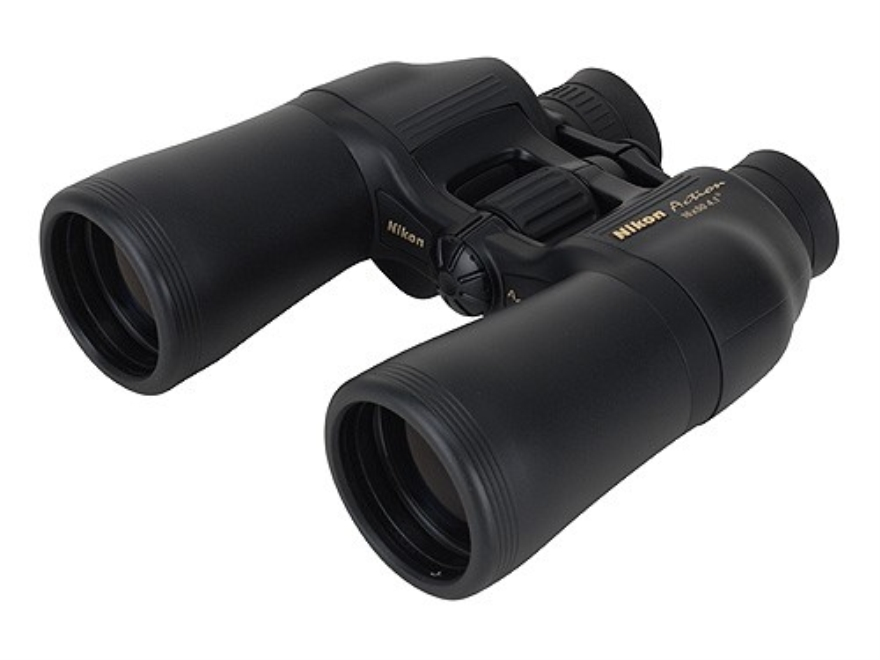 Nikon Action Binocular 16x 50mm Porro Prism Black