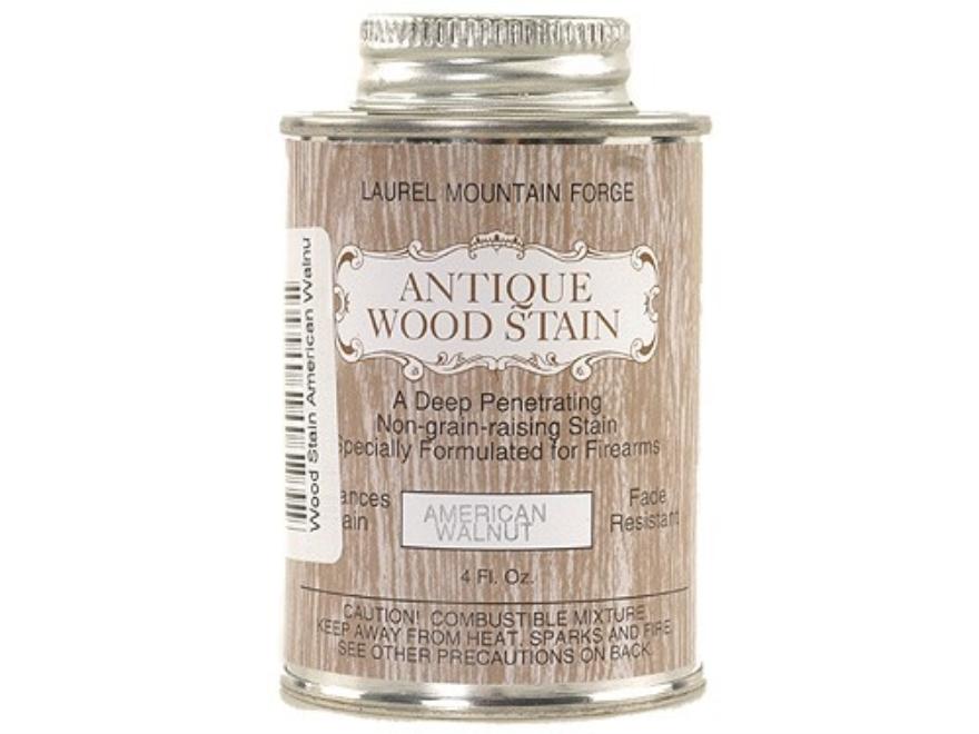 Laurel Mountain Antique Wood Stock Stain 4 oz Liquid
