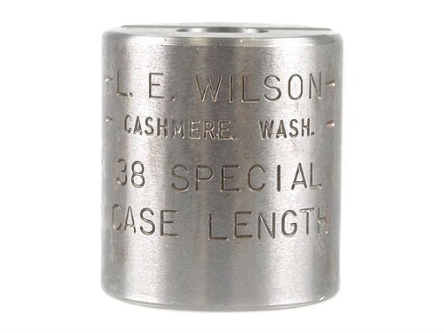 L.E. Wilson Case Length Gauge 38 Special