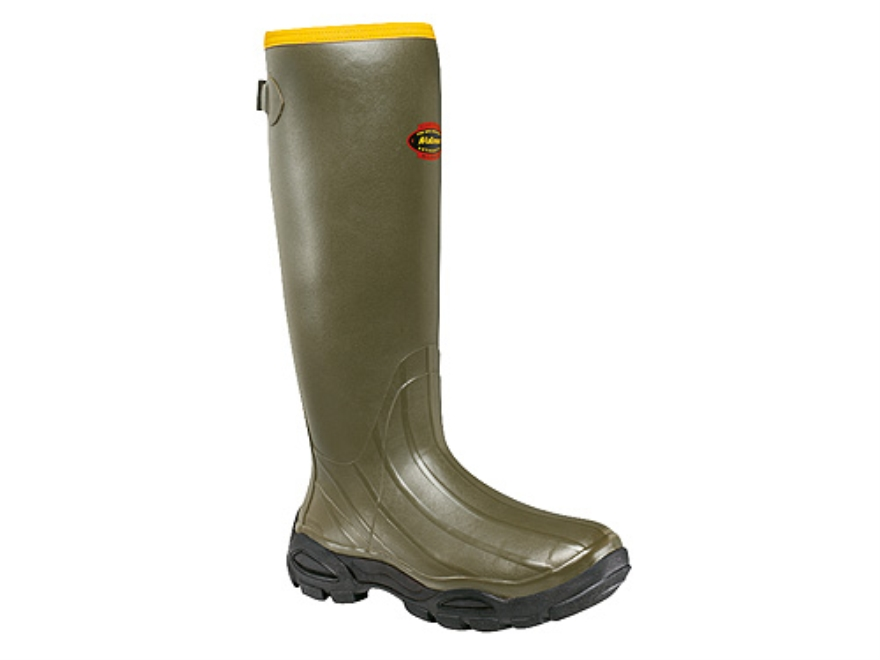 """LaCrosse Alpha Burly Sport 18"""" Waterproof Uninsulated Hunting Boots"""
