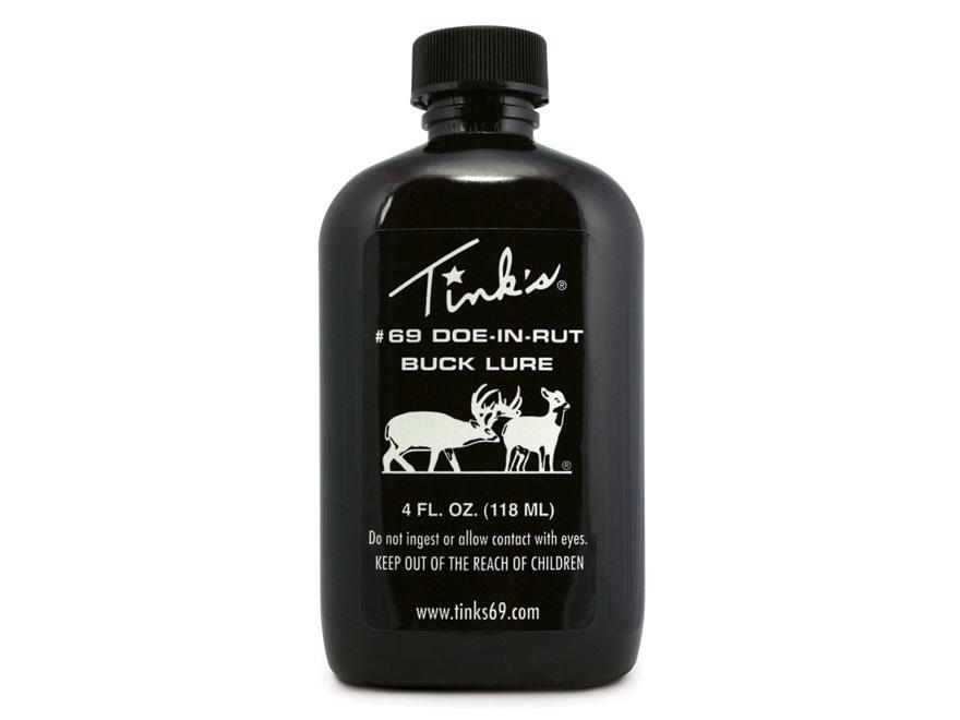 Tink's #69 Doe-in-Rut Buck Lure Deer Scent