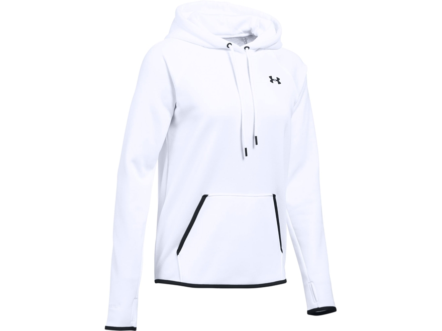 Under Armour Women's UA Armour Fleece Hoodie Polyester