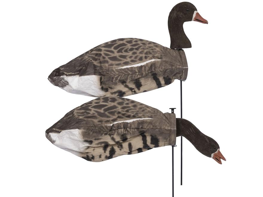 Tanglefree Specklebelly Goose Slammer Sock Goose Decoy Pack of 12