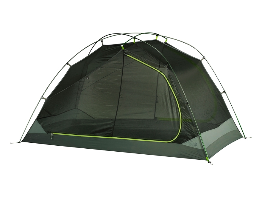 "Kelty TN 2 Person Dome Tent 83"" x 50"" x 42"" Nylon Green and Grey"
