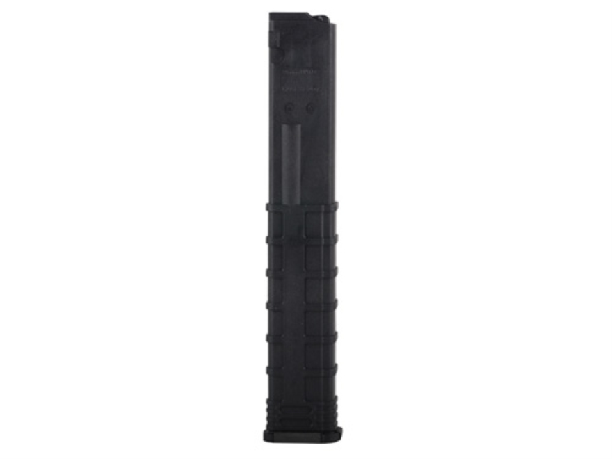 TAPCO Magazine MPA Defender 9mm Luger 32-Round Polymer Black