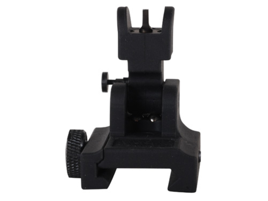 ProMag Flip-Up Front Sight Gas Block Height AR-15, LR-308 Polymer Black