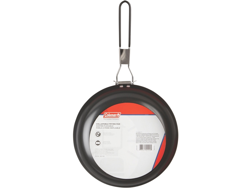 "Coleman 9.5"" Steel Frying Pan"