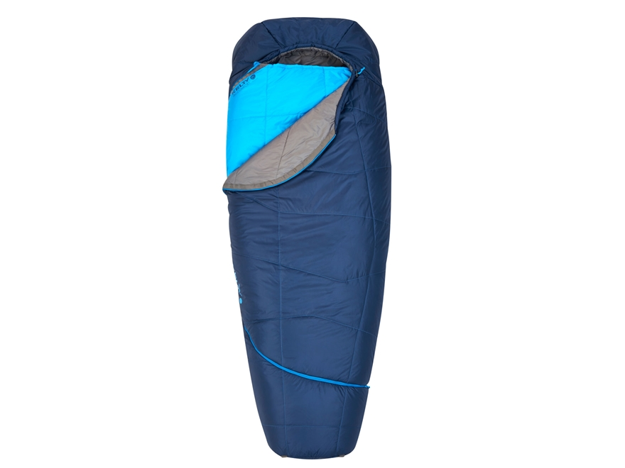 Kelty TRU. Comfort 35 Degree Sleeping Bag Polyester Twilight
