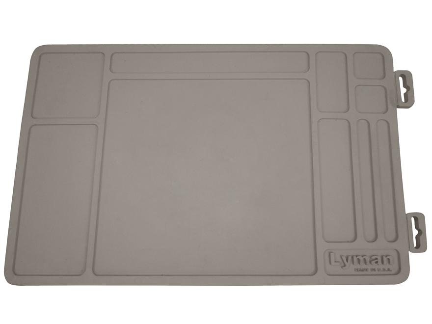 "Lyman Essential Gun Maintenance and Cleaning Mat 15-3/4"" x 10"""
