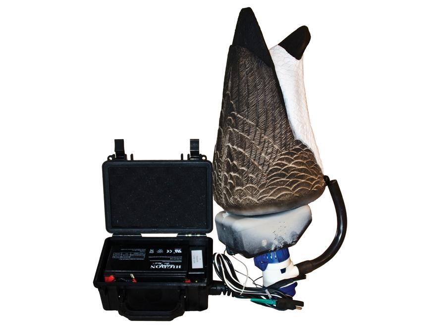 Higdon Pulsator 2 12 Volt Motion Goose Decoy