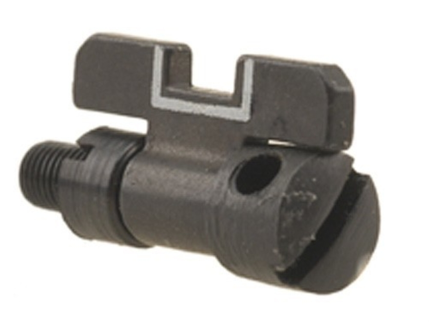 """Smith & Wesson Rear Sight Blade Kit J-Frame with .101"""" White Outline Blade, Windage Nut..."""