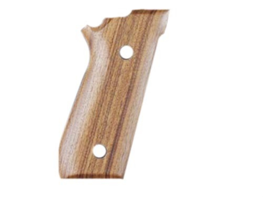 Hogue Fancy Hardwood Grips Taurus PT99 with Frame Mounted Safety
