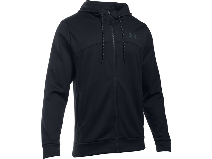 Under Armour Men's UA Armour Fleece Franchise Full Zip Hoodie Polyester