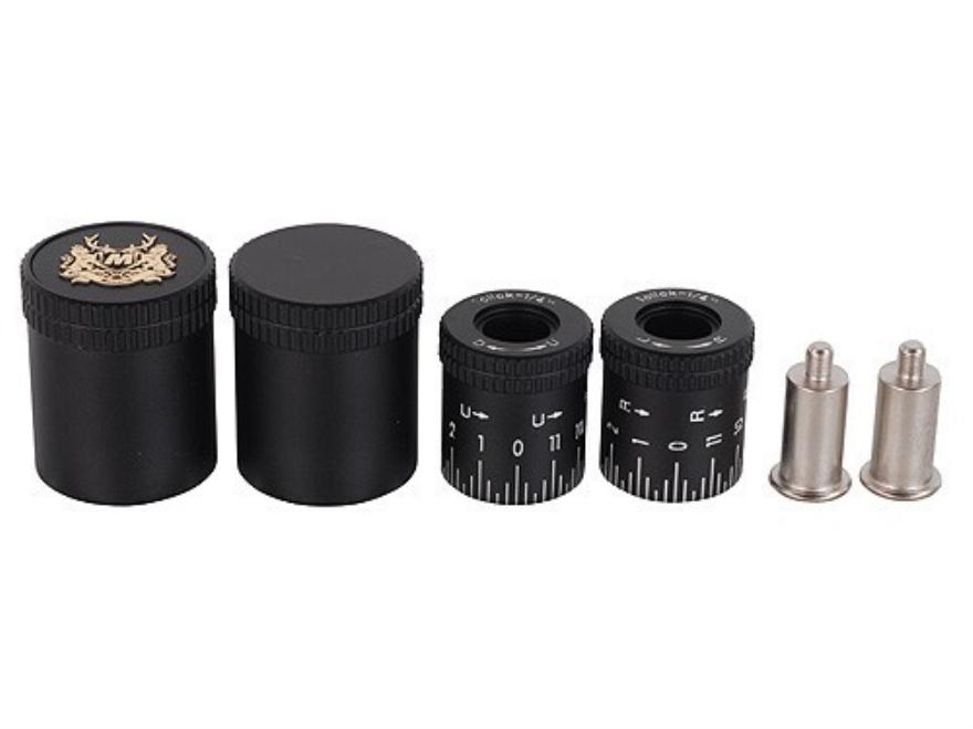 Nikon Monarch 1/4 MOA High Pro Turret Kit