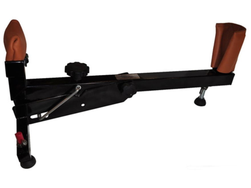 BenchMaster Cadillac Rifle Shooting Rest Steel Black