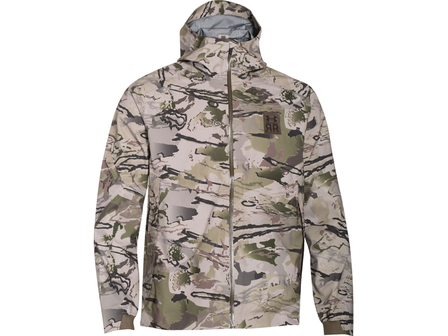 under armour overalls. under armour men\u0027s ua gore-tex pro jacket polyester ridge reaper barren camo overalls